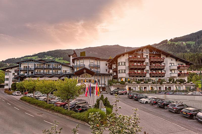 Sommerurlaub im Wohlfühlhotel Schiestl/ Zillertal