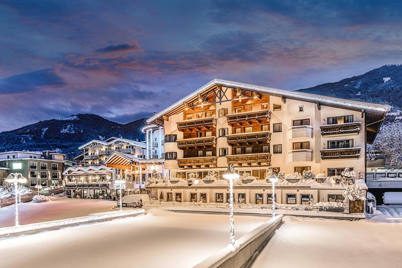 Winterurlaub im 4-Sterne Wohlfühlhotel im Zillertal in Fügen