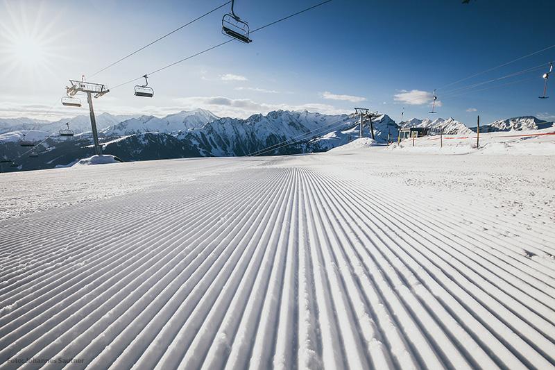 Skigebiet Zillertal Arena