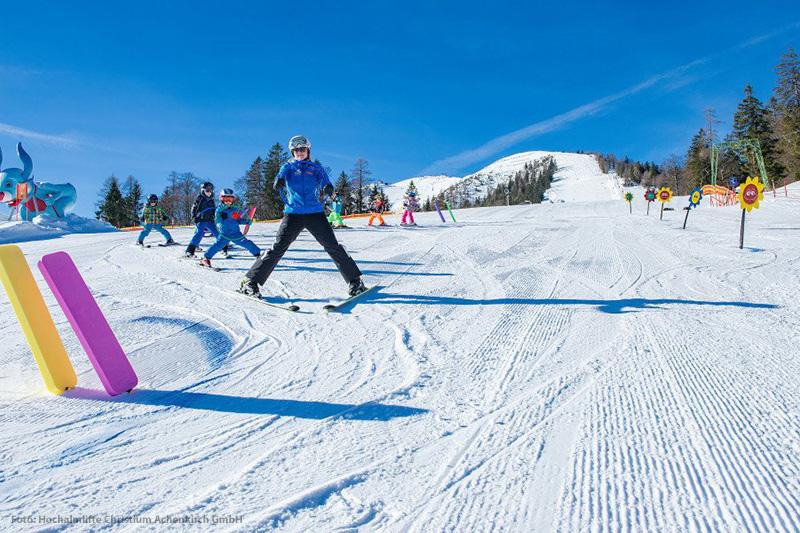 Skischule in Achenkirch Hochalmlifte Christlum