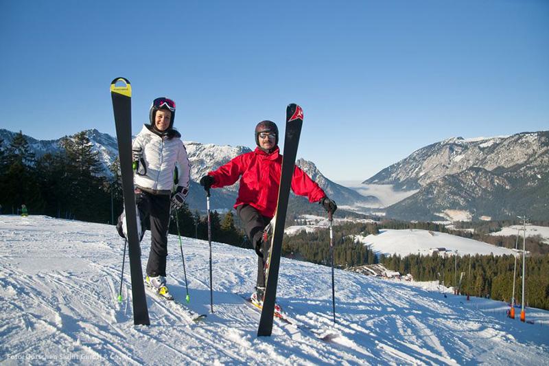 Skigebiet Götschen - Bischofswiesen