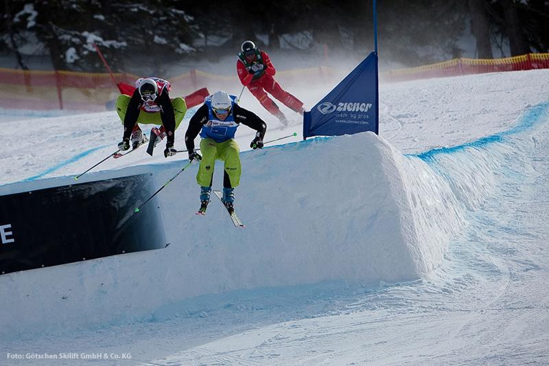 Skicrossworldcup Bischofswiesen - Götschen