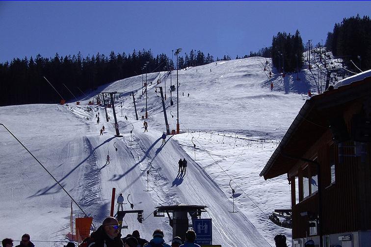 Skizentrum Bischofswiesen - Götschen