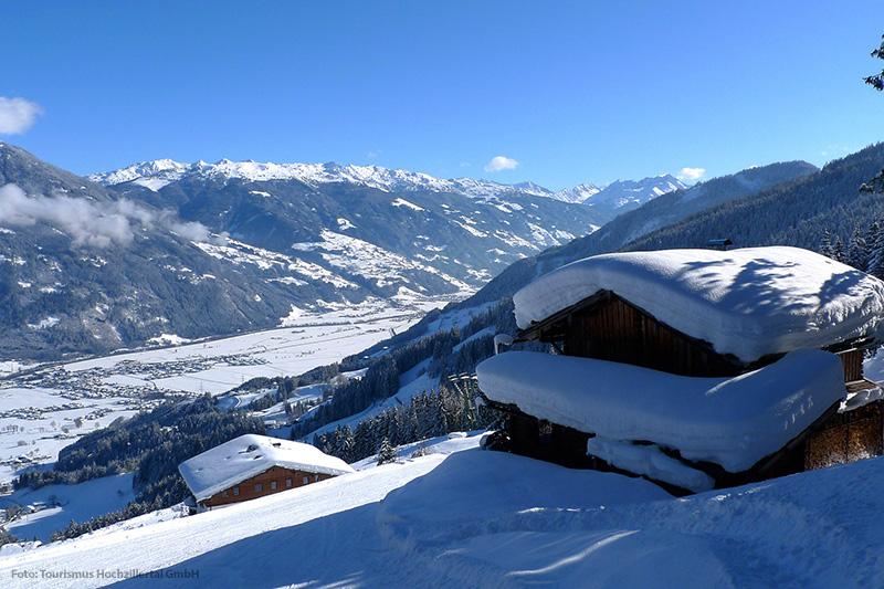 Skigebiet Fügen-Spieljoch