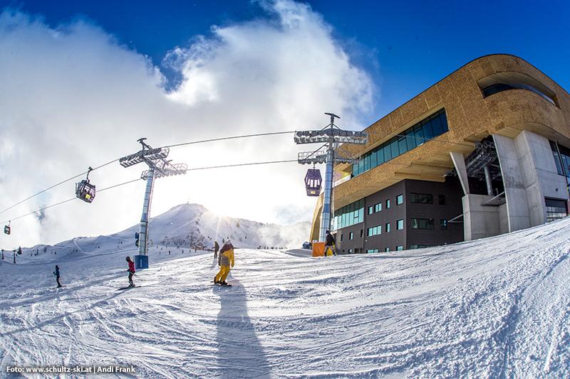 Skigebiet Spieljoch - Fügen