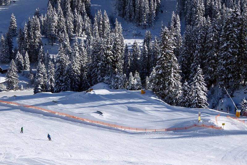 Der Snowpark Lamark