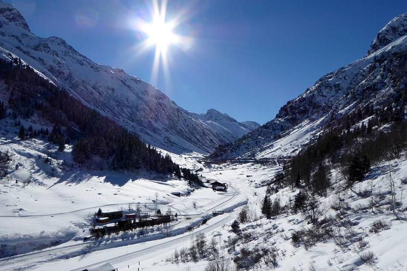Höhenloipe Silvretta-Bielerhöhe