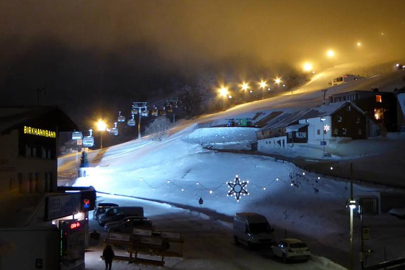 Galtürer Nachtskigebiet Birkhahnbahn, Silvretta-Paznaun in Tirol