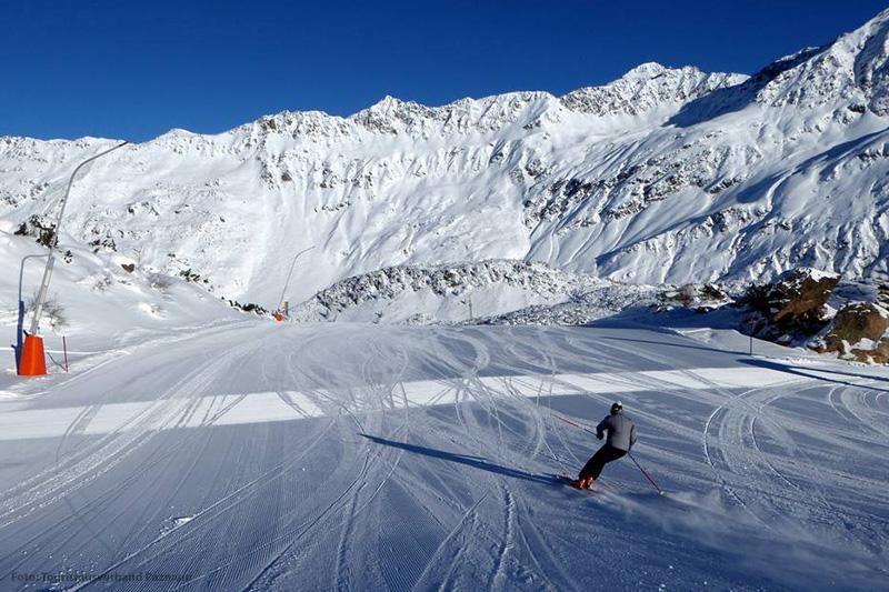 Skigebiet Galtür, Silvretta-Paznaun