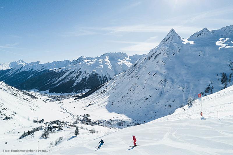 Skigebiet Galtür