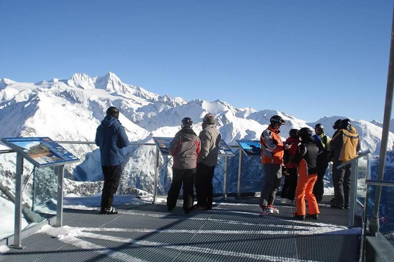 Großglockner Resort Kals-Matrei Aussichtsplattform