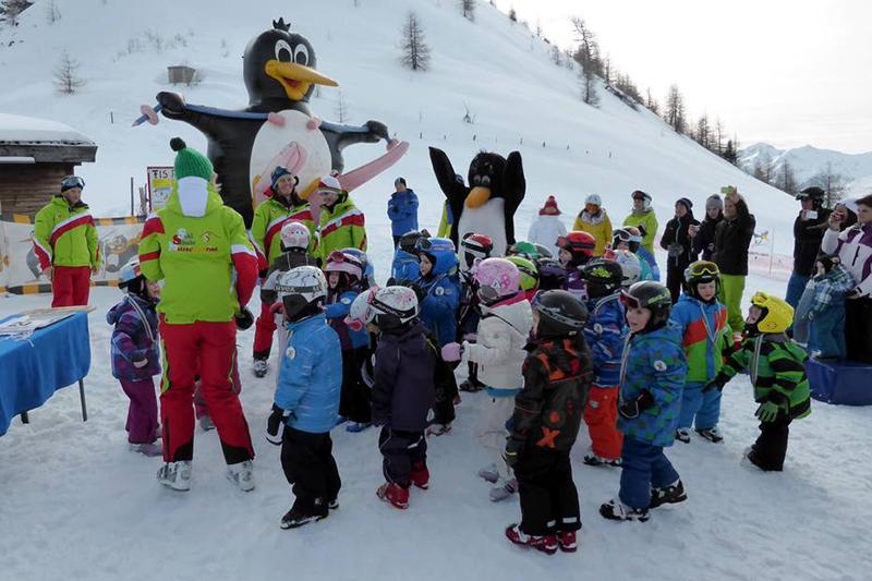 Kinder-Club im Großglockner Resort Kals-Matrei im Hohe Tauern Nationalpark