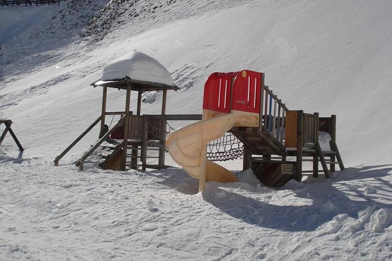 Kinderspielplatz im Großglockner Resort Kals-Matrei - Osttirol