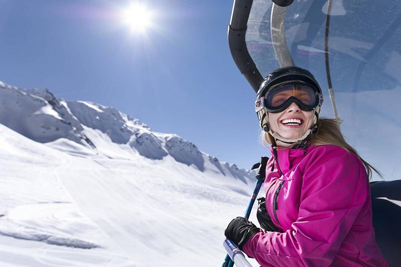Skigebiet Großglockner Resort Kals-Matrei im Nationalpark Hohe Tauern - Osttirol