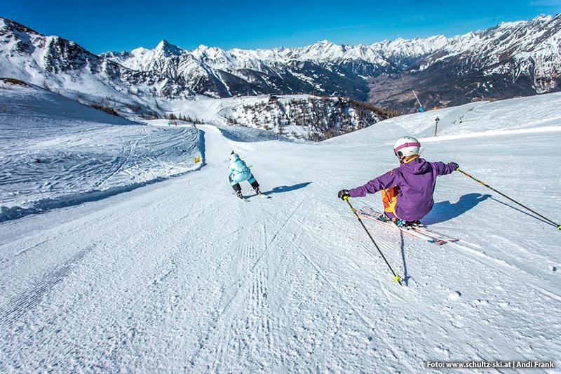 Skigebiet Großglockner Resort Kals/Matrei