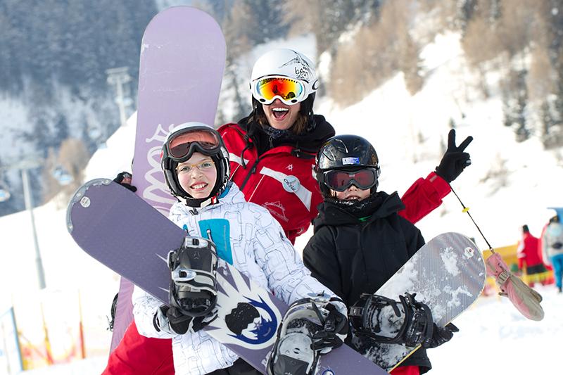 Skischule im Skiegebiet Großglockner Resort Kals-Matrei - Osttirol