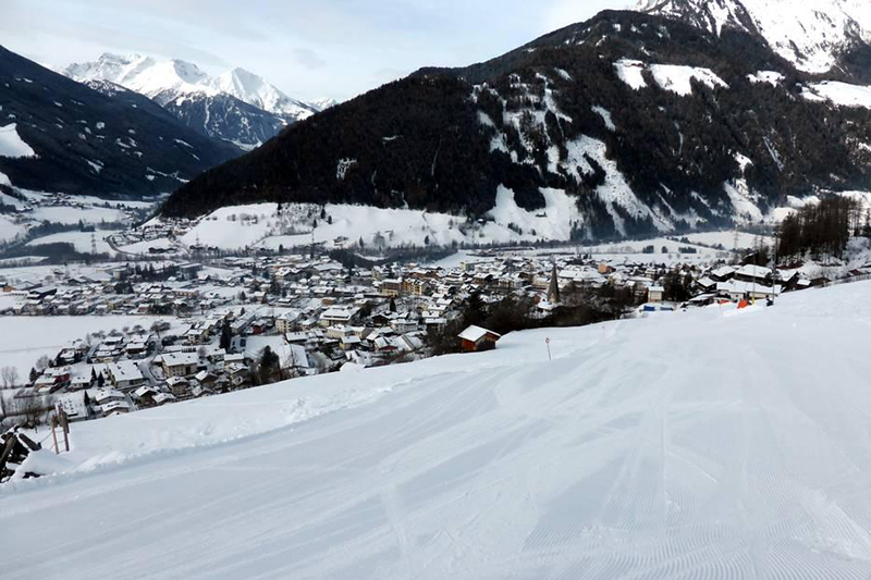 Talabfahrt des Großglockner Rresort Kals Matrei im Nationalpark Hohe Tauern - Osttirol