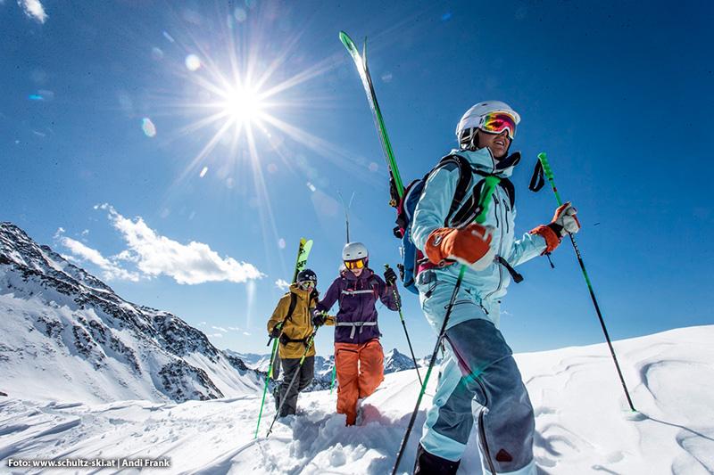Ski-Wanderer