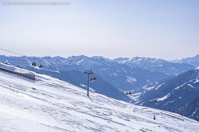 Skifahren im Skigebiet Grossglockner/Heiligenblut