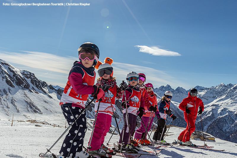 Skikurse für Kids