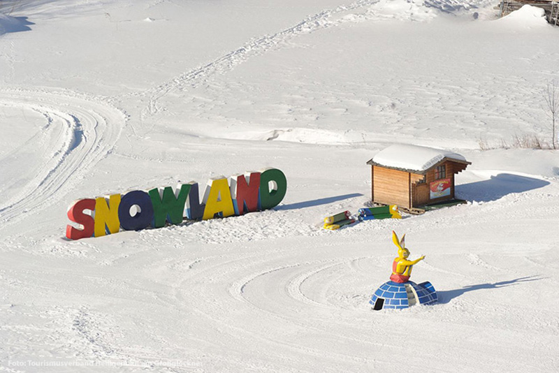 Snowland for Kids