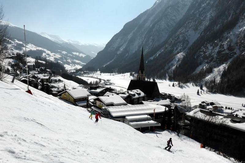 Talabfahrt nach Heiligenblut im Nationalpark Hohe Tauern - Kärnten