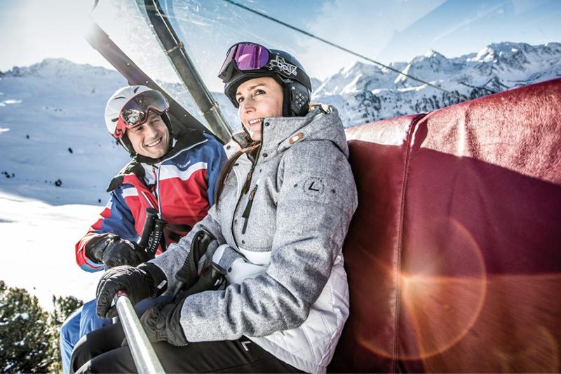 Hochzeigerlift im Pitztal - Tirol