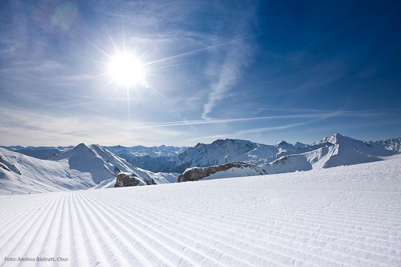Skigebiet Ischgl-Samnaun