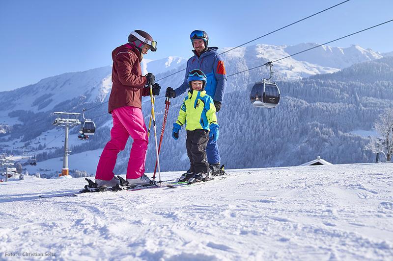 Skiurlaub in Kleinwalsertal