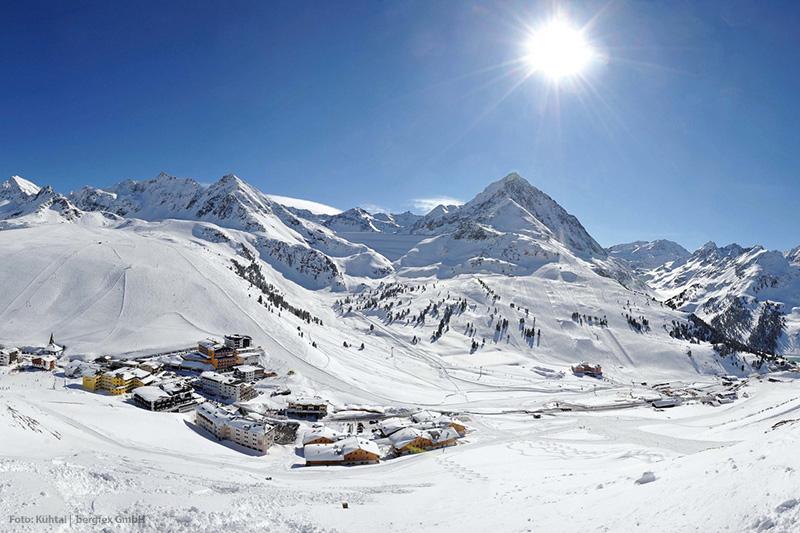 Skiregion Kühtai-Hochoetz
