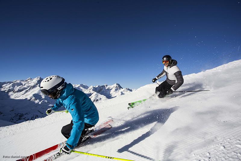 Skifahren in der Skiregion Kühtai-Hochoetz