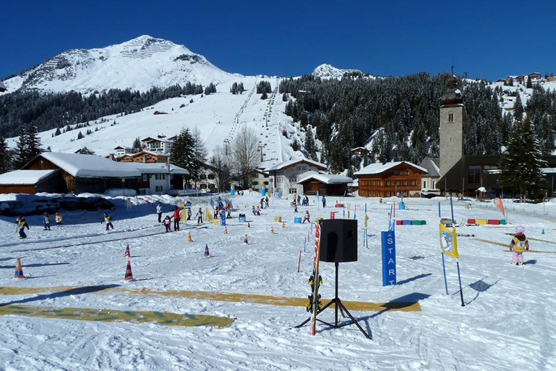 Kinderclub Lech in der Naturparkregion Lechtal-Reutte - Tirol