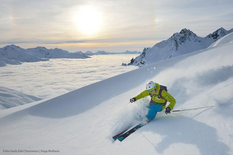 Skigebiet Lech-Zürs-Ski Arlberg