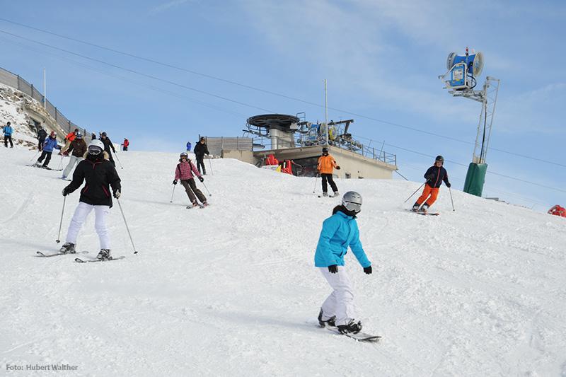 Skifahren im Tölzer Land