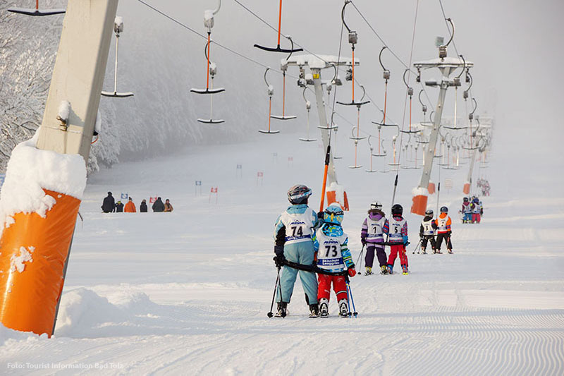 Die Lenggries - Brauneck Skischule im Tölzer Land