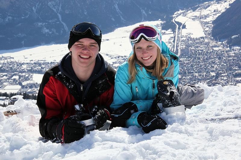 Skiurlaub in den Lienzer Dolomiten