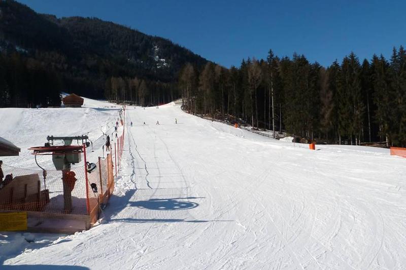 Übungspiste Taxermoos im Skigebiet Lienz