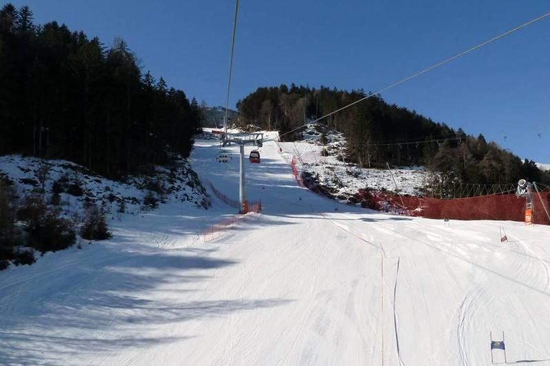 Weltcupstrecke in Lienz