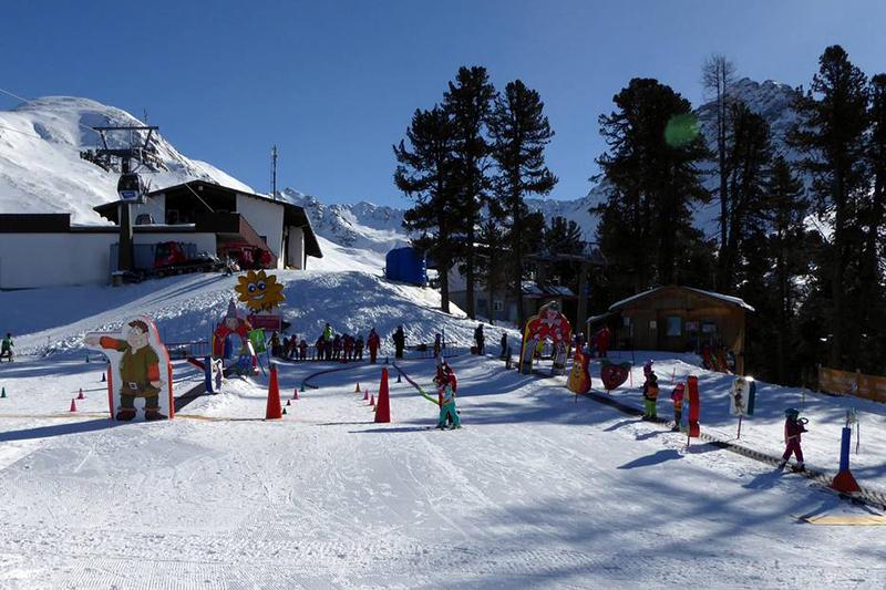 Nauders Kinderland Nauderix - Tirol