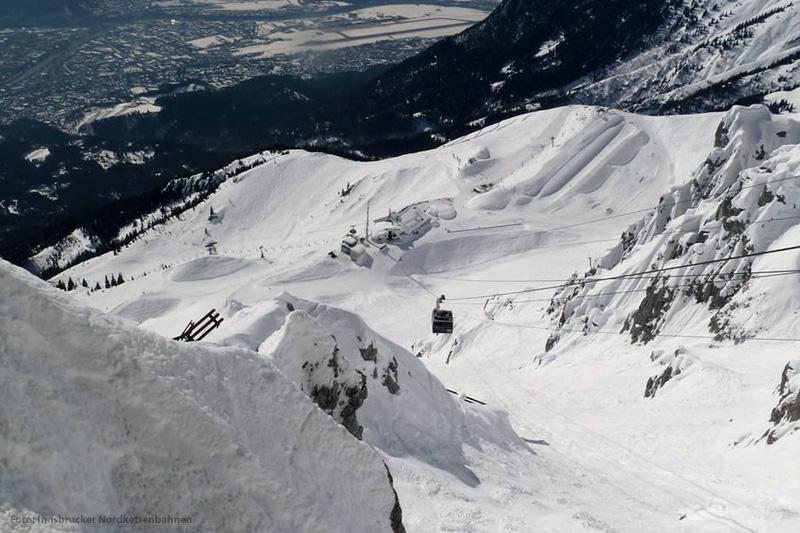 Skigebiet Seegrube