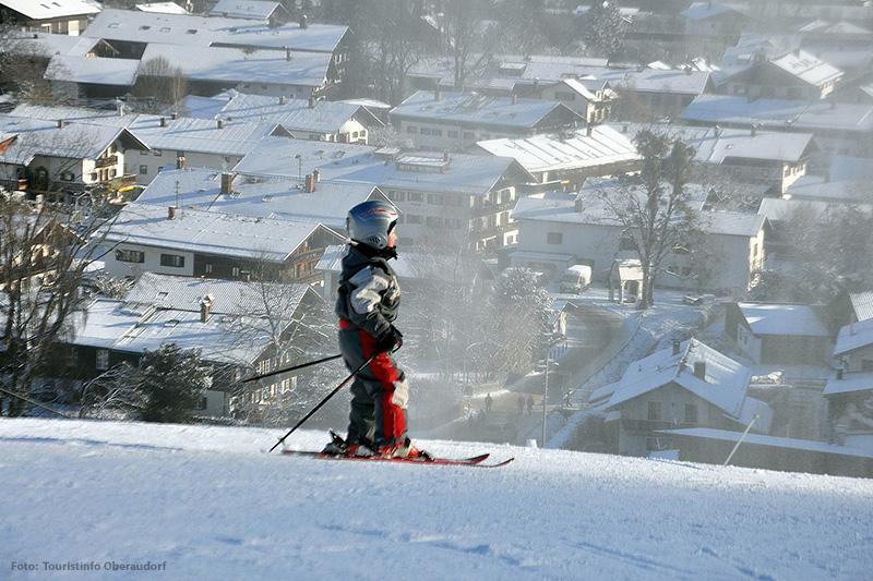 Skifahren im Skigebiet Oberaudorf - Hocheck