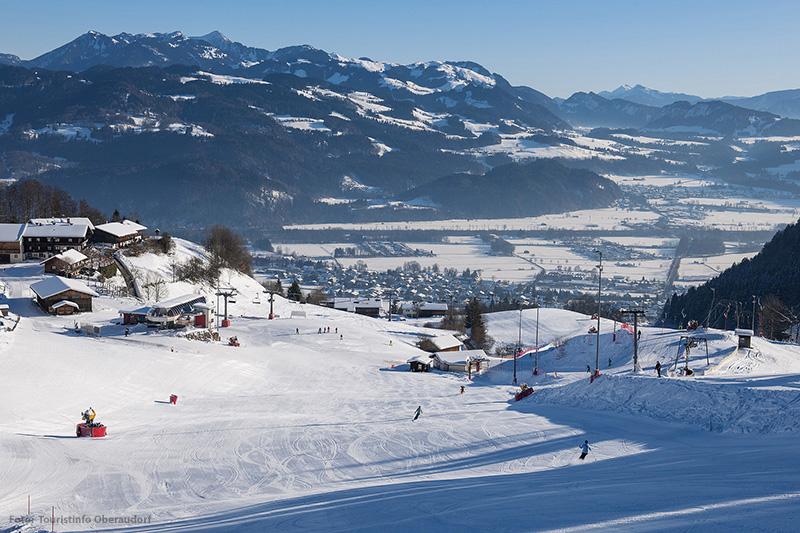 Skigebiet Oberaudorf - Hocheck