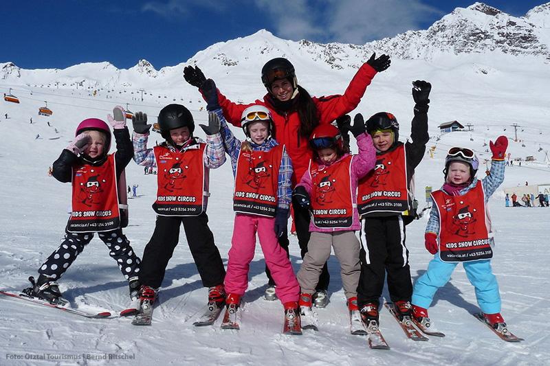 Skischule in Obergurgl-Hochgurgl
