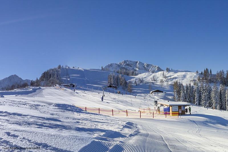 Skigebiet Rossfeld