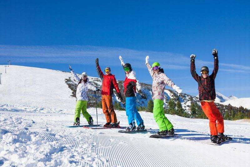 Snowboardtour Rossfeld in Oberbayern