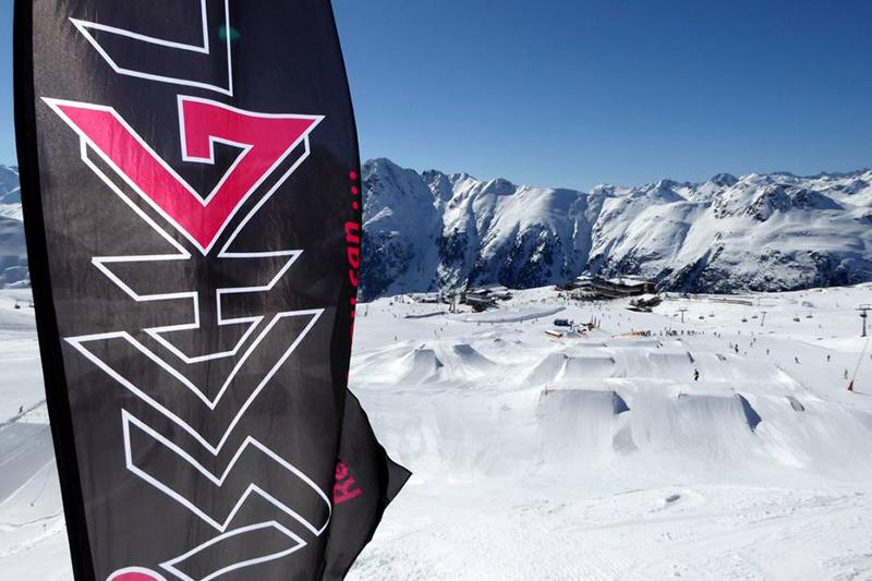 Der Ischgl Snowpark