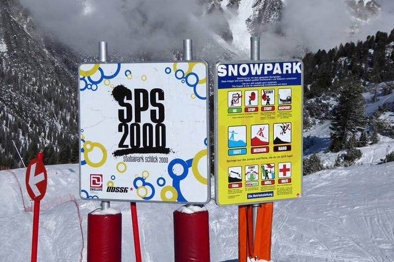 Schlick2000 Stubaipark - Tirol