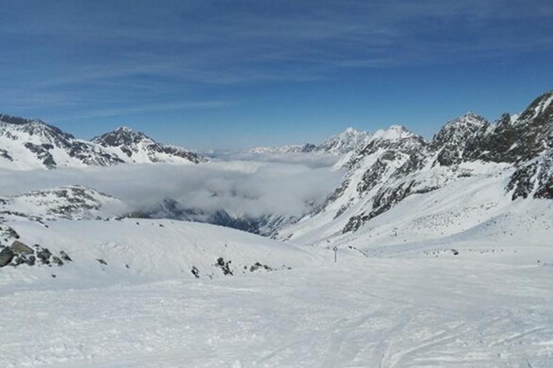 Skigebiet Schlick2000 in Tirol