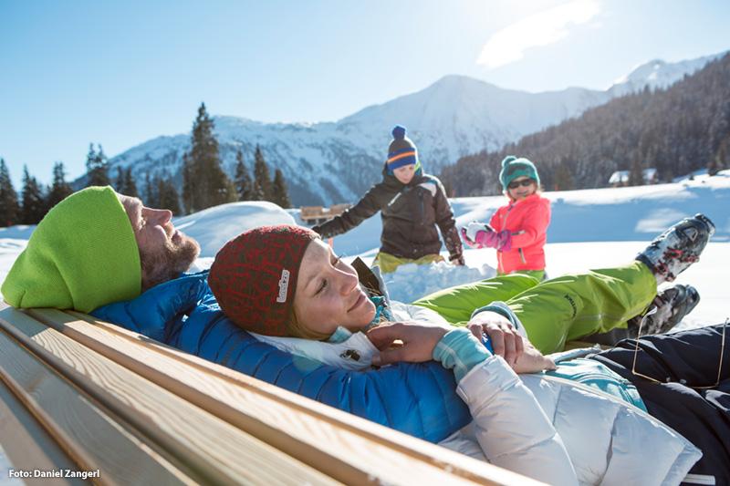 Familienurlaub im Skigebiet Serfaus-Fiss-Ladis