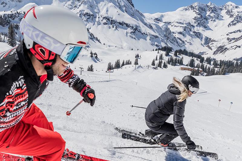 Ski Arlberg ist das größte zusammenhängende Skigebiet Österreichs